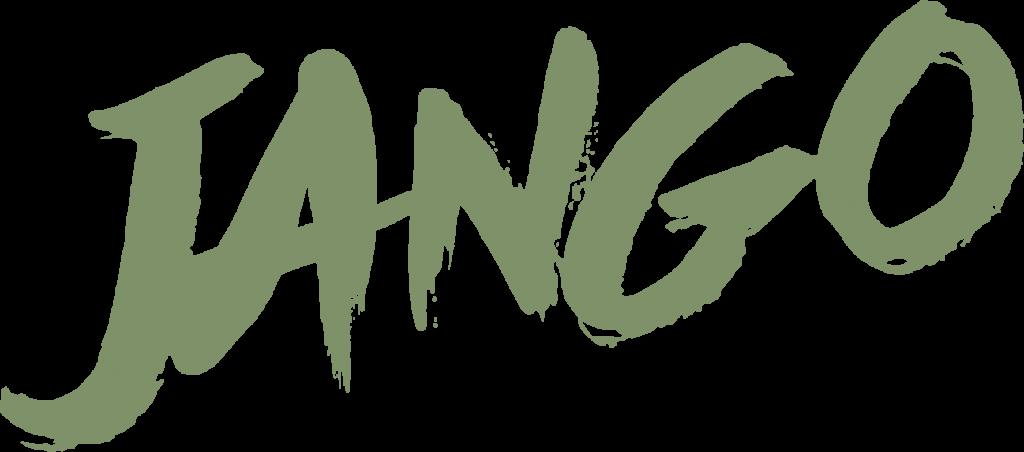 Jango logo green